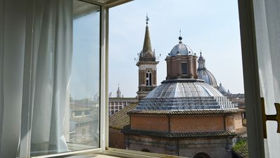 Navona Penthouse Ideal for 4 people with 360 Panoramic View!!