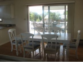 Harvey Cedars house photo - Dining Room