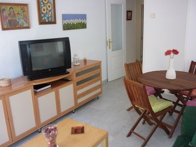 Apartment in Zahara, 1 bedroom, 4 persons, 300m from beach, garage, elevator