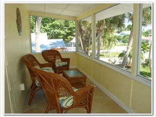 Fort Myers Beach cottage photo - Porch 1