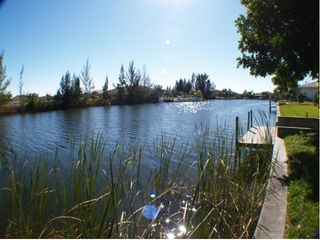 Cape Coral villa photo - Private dock on canal