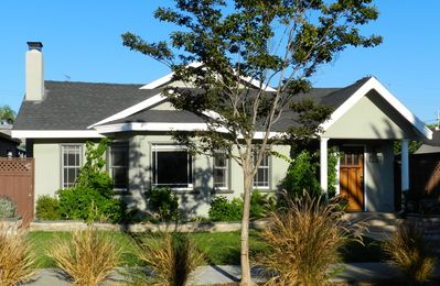 North Park Beauty – a spacious and modern house with a lovely deck and backyard.