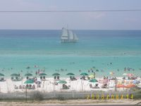 Great View, New Granite, Tile, Cabinet,s Furniture, 2BR/2BA, Beach Service