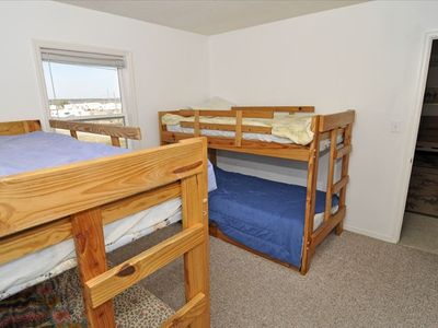 Bunkroom on Lower Floor