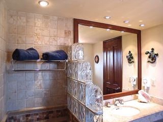 Puerto Aventuras condo photo - Master Bathroom - upgraded to the highest standards