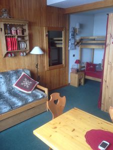 Holiday apartment, 25 square meters , Villard Du Planay, Rhone-Alpes