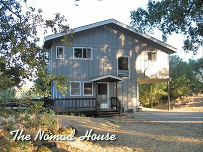 Front view of Nomad House