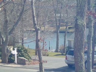 Water View From Front Deck - Falmouth house vacation rental photo