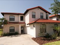 6/4 villa w/pool spa, WiFi, game, clubhouse, 6 mil to Disney in gated resort