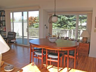 Truro house photo - Dining area