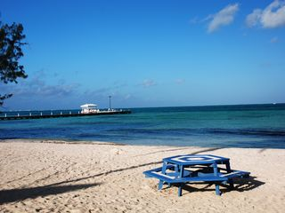 Grand Cayman condo photo - Retreat at Rum Point - Beach