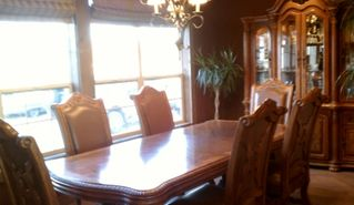 Bayfield house photo - Formal dining - seats 8