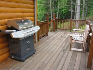 Burnsville cabin photo - Gas Grill