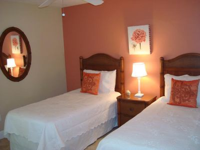 Captiva Island condo rental - Twin Room