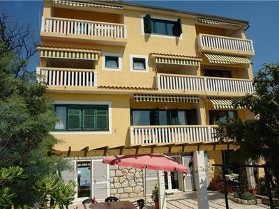 Apartment for 3 persons close to the beach in Crikvenica