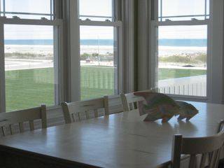 Wildwood Crest condo photo - Street View -Corner unit right side of photo 2nd floor