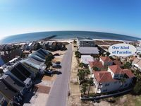 Gulf view!  Booking Now for Spring/Summer 2015!