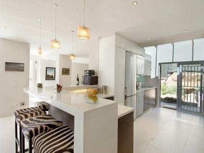 Camps Bay villa rental