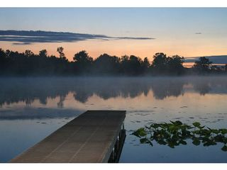 Buchanan house photo - Dawn on the lake