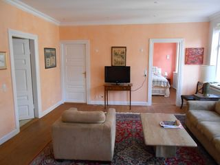 Stroget apartment photo - View from kitchen and dining area