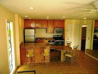 Breakfast bar/with seating for four - Osage Beach villa vacation rental photo