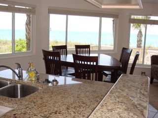 Englewood Beach house photo - Kitchen Dining