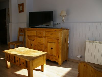 3 room apartment, double-oriented, 6-8 persons, south-facing, ski in ski out
