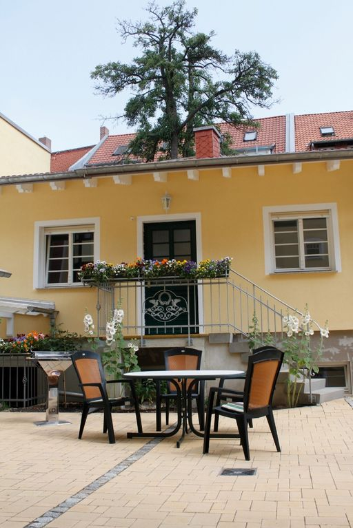 Stylish living near the old town, the university and the hospital - Ferienhaus