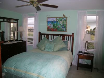 Queen Bedroom, with full bath