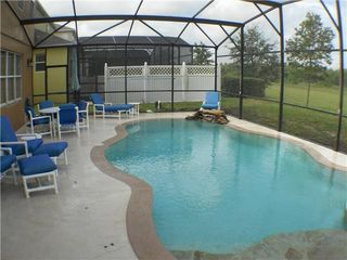 Legacy Park house photo - Private Pool Looking Over Conservation Land