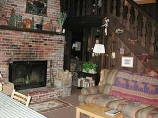 Franconia chalet photo - Living-room