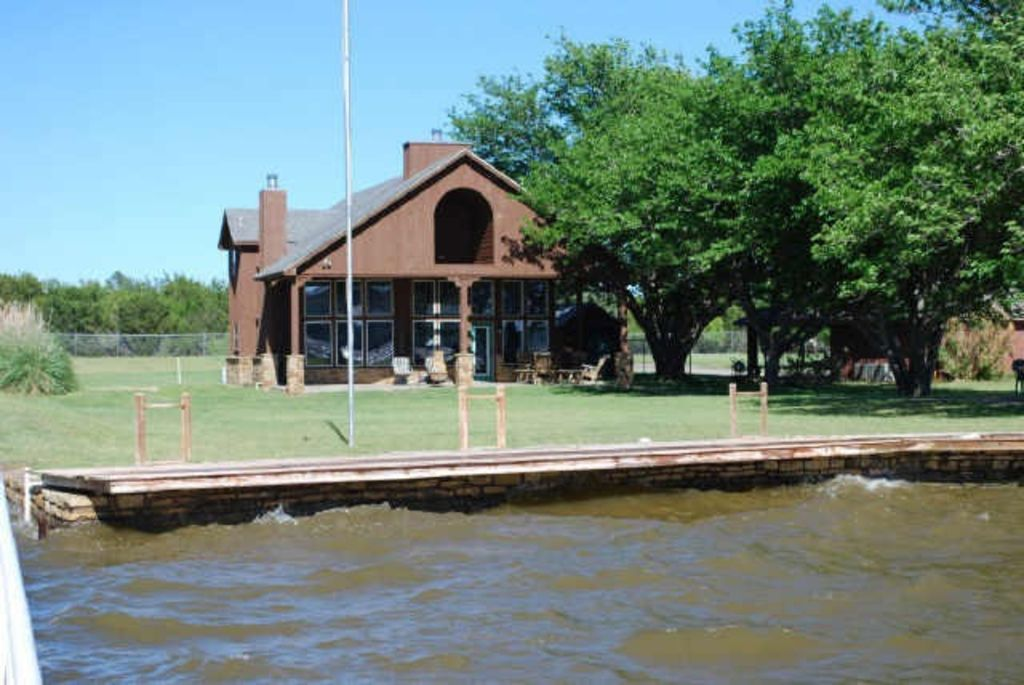Possum Kingdom Lake At Its Best On The Water Vrbo