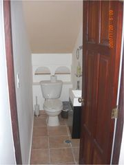 Downstairs half bathroom - Cabarete villa vacation rental photo