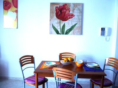 Ideal apartment for your holiday near to the beach and to the old town