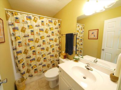 Fort Morgan condo rental - Guest Bathroom