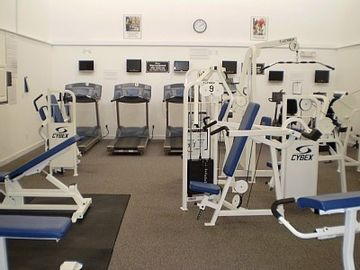 Brand New Fitness Center and Clubhouse Locker Room