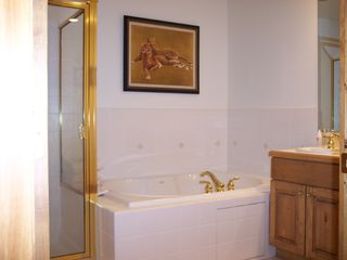 Arrowhead condo photo - Part of Master Bath....Shower, Whirlpool Tub, etc