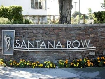 Santana Row is an upscale shopping, residential, dining & entertainment district