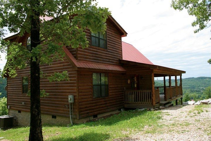 mountain top cabin rental vrbo mountain view ar vacation