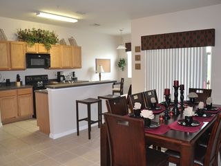 Oakwater townhome photo - Kitchen and Dinning Room
