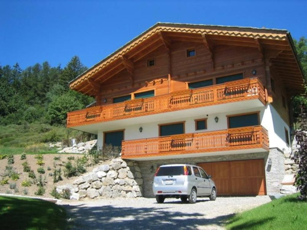 Holiday house, 210 square meters , Chermignon-d