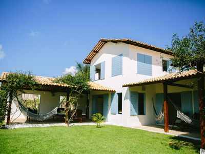 Casa Donato - Rustic architecture of the Brazilian northeast and the south of France.