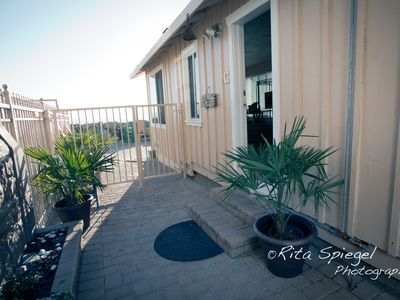 Oceanside cottage rental