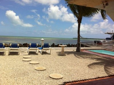 Tavernier house rental - Hammock/Pool