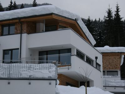 5***** Apartment at the Herman Maier Weltcupstrecke in Flachau, ski in/ski out
