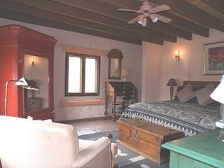 Tepoztlan estate photo - Comfortable and inviting master bedroom.