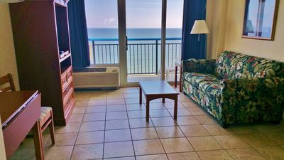 Walk to Convention Center Downtown Myrtle 1BD Oceanfront condo, sleeps 8