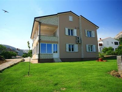 Holiday apartment for 6 Persons in Krk