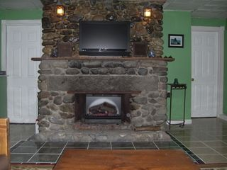 Biddeford house photo - Fire-Place