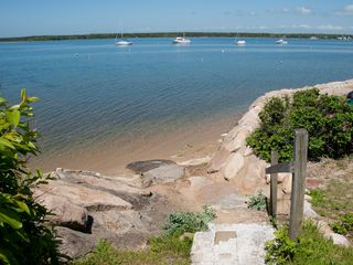 Mashpee cottage photo - Private access to our beach, shared only with a few